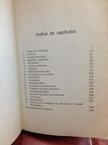 la fisiología - d. taverner. biblioteca de enfermeria