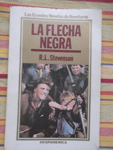 la flecha negra r. l. stevenson