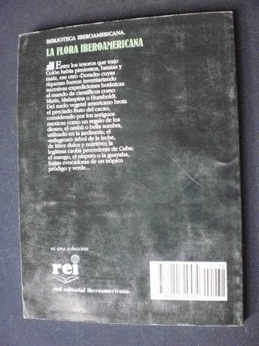 la flora iberoamericana - rei