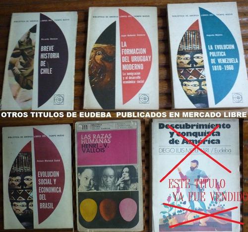 la formacion del uruguay moderno (autor juan antonio oddone)