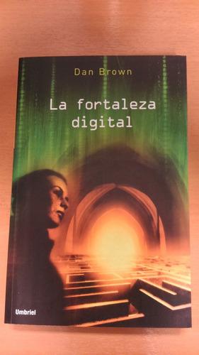 la fortaleza digital, nuevo, original, dan brown