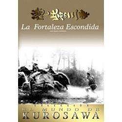 la fortaleza escondida película de akira kurosawa dvd nueva