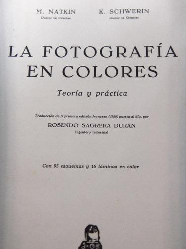 la fotografia en colores - natkin