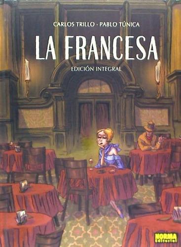 la francesa(libro )