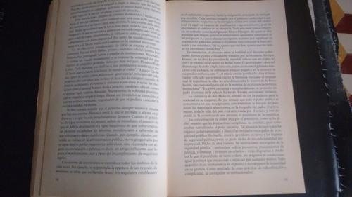 la fuerza de las instituciones - antonio lozano garcía