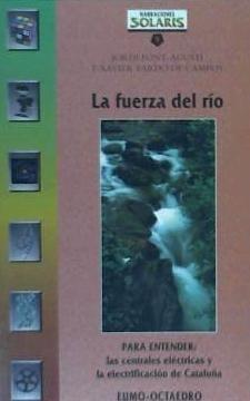 la fuerza del río(libro )