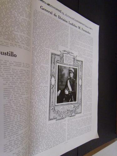la gaceta - revista ilustrada ingen. manuel j. claps-1928