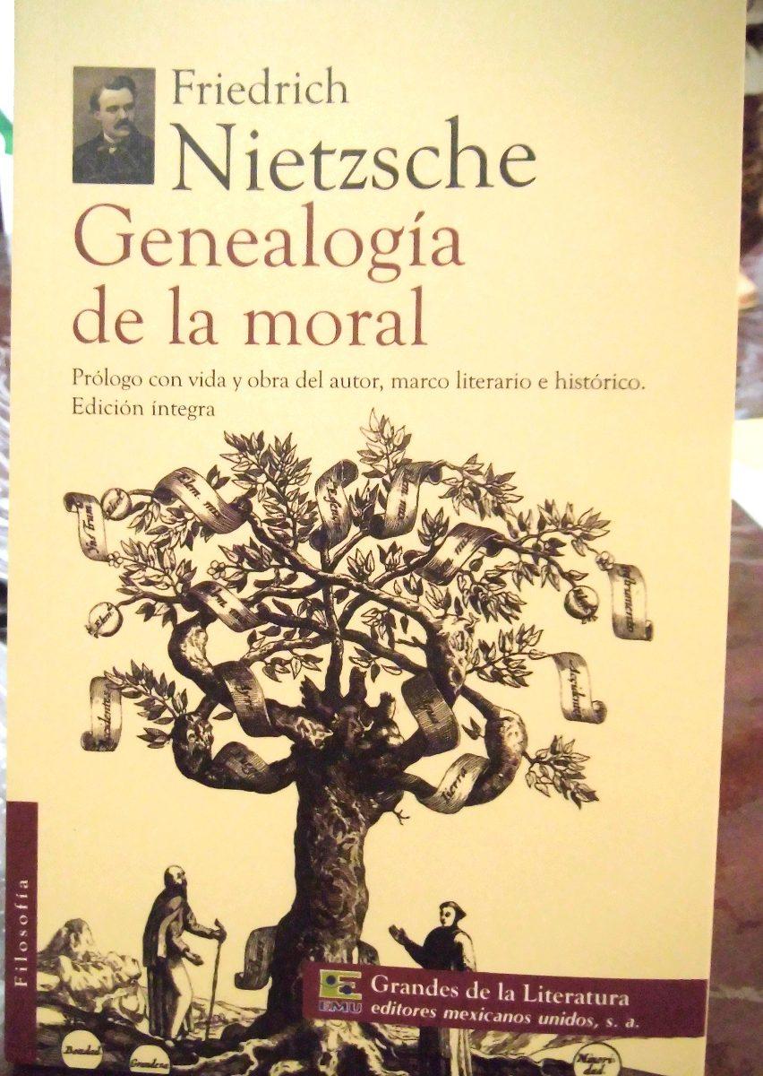 la genealogía de la moral de friedrich nietzsche. Cargando zoom.