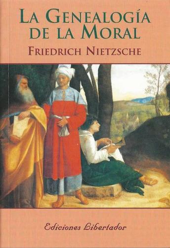la genealogía de la moral friedrich nietzsche libro nuevo