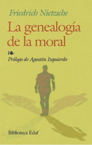 la genealogía de la moral(libro filosofía)