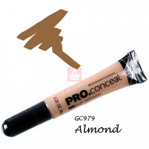 l.a girl - hd pro concealer  almond
