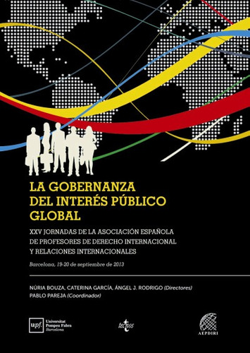 la gobernanza del interés público global(libro )