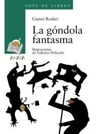 la góndola fantasma(libro novela y narrativa extranjera)