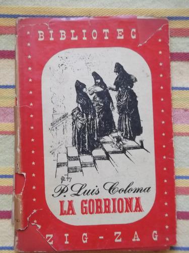 la gorriona y otros cuentos luis coloma 1945