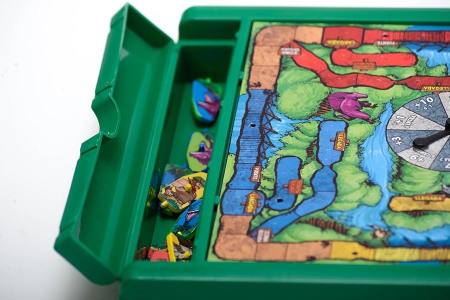 La Gran Caceria Atrapa Tu Presa Top Toys Juego Mesa Infantil 898