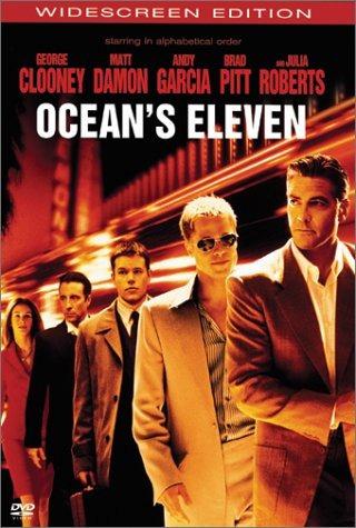 la gran estafa - ocean´s eleven - zona 1- dvd original usado