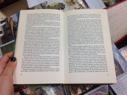la gran evasión. paul brickhill. círculo de lectores.