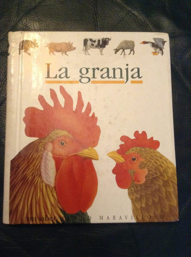 la granja - libro infantil