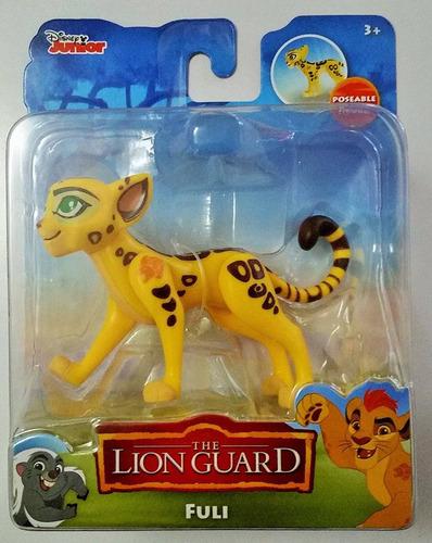 la guardia del leon kion