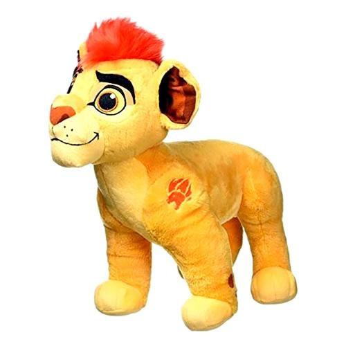 la guardia del leon kion salta ruge habla y se mueve peluche