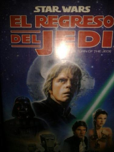 la guerra d las galaxias. películas.