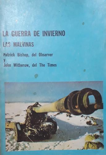 la guerra de invierno-las malvinas- bishop witherow