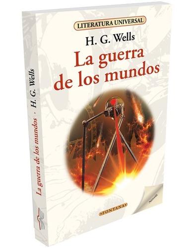 la guerra de los mundos - h g wells