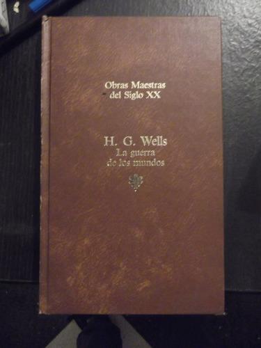 la guerra de los mundos h. g. wells tapa dura libro pelicula