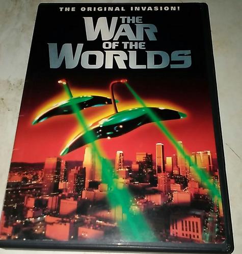 la guerra de los mundos ( war of  the worlds) dvd.original