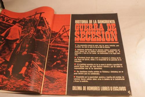 la guerra de secesion eeuu sucesos n° 17