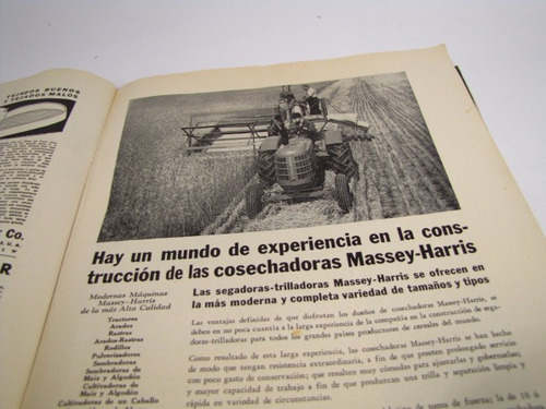 la hacienda agricultura  año 1941 numero 7 y 11