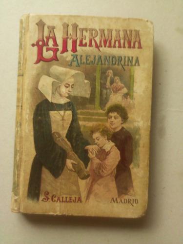 la hermana alejandrina   -   champol