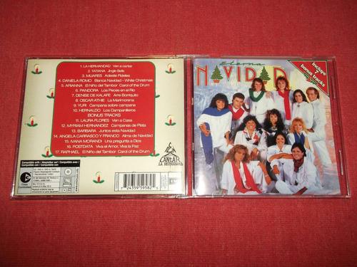 la hermandad - eterna navidad cd nac ed 2003 mdisk