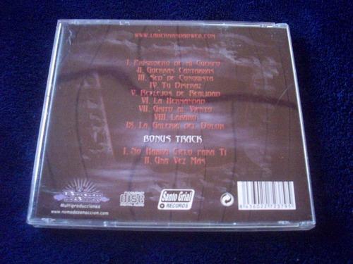la hermandad reflejos de la realidad il cd