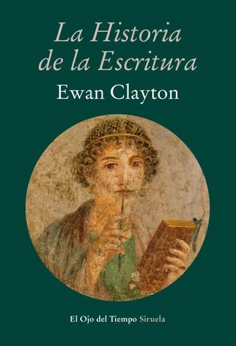 la historia de la escritura(libro )