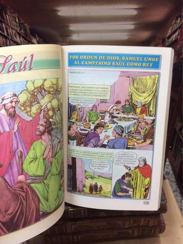 la historia de la salvación. narrada por la sagrada biblia.
