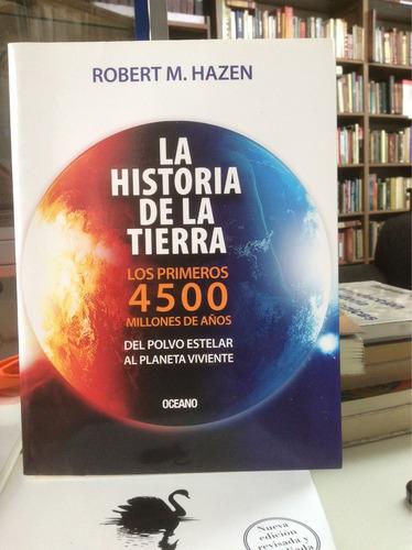 la historia de la tierra-robert hazen