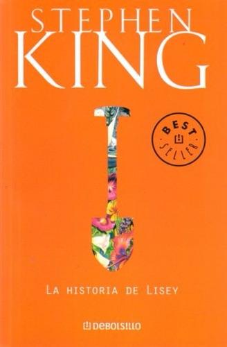la historia de lisey  de stephen king