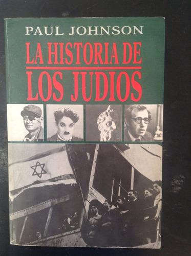 la historia de los judios - paul jhonson