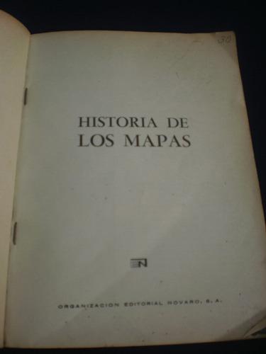 la historia de los mapas - james a. hathway