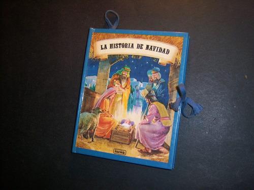 la historia de navidad. ilustrado por borje svensson