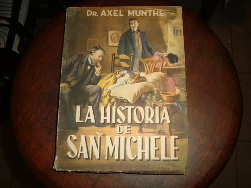la historia de san michele de axel munthe