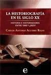 la  historiografía  en  el  siglo  xx - aguirre  rojas