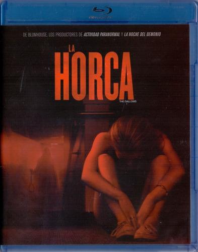 la horca the gallows cassidy grifford pelicula blu-ray