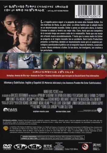 la huerfana the orphan isabelle fuhrman pelicula dvd