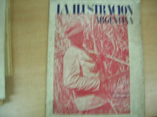 la ilustración argentina. septiembre 1939