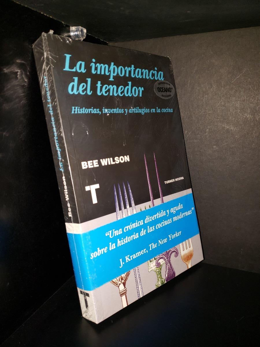 la importancia del tenedor bee wilson original env grat d19. Cargando zoom.