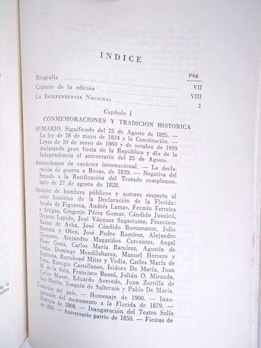 la independencia nacional 2 t autores varios selecc p devoto