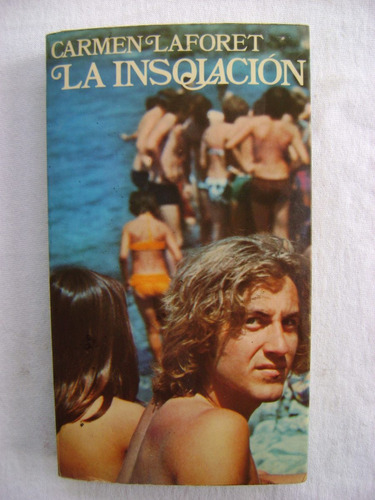 la insolación - carmen laforet (1976)