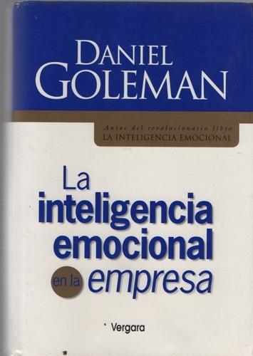la inteligencia emocional en la empresa daniel goleman u0630